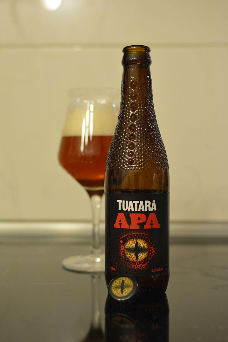 Пиво Tuatara American Pale Ale