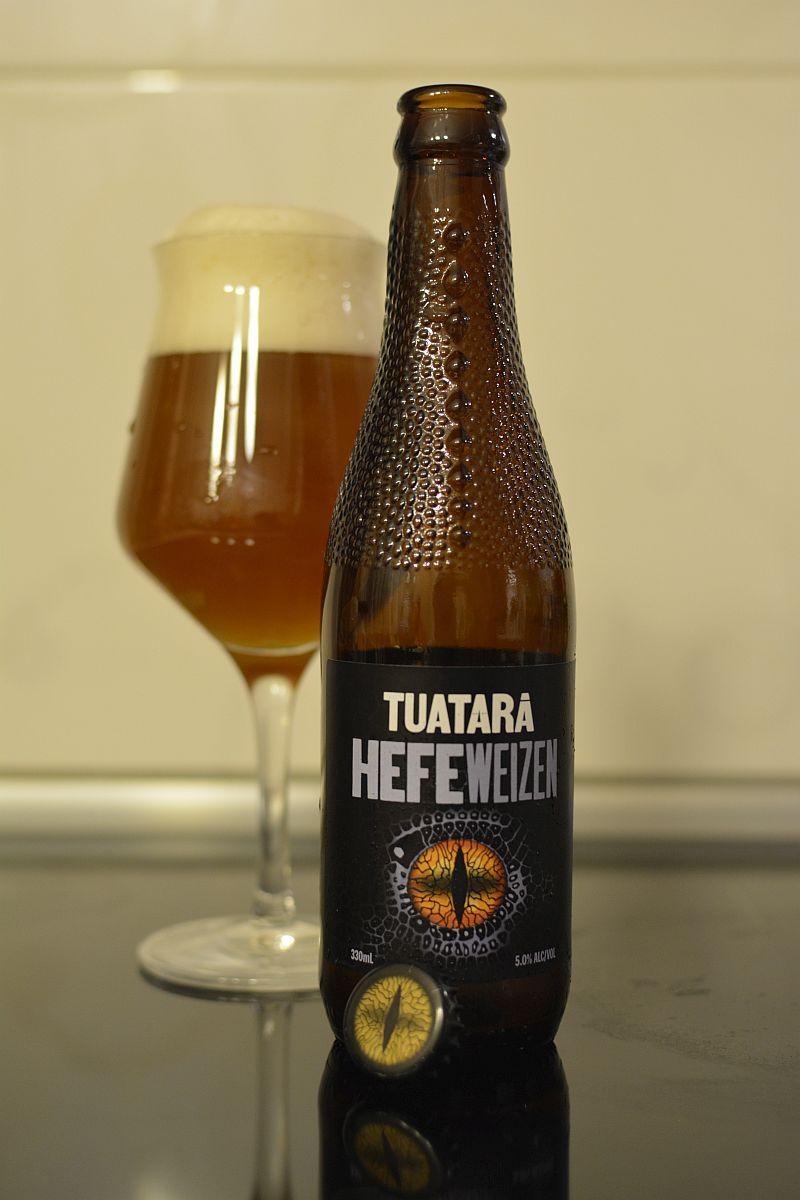 Пиво Tuatara Hefeweizen