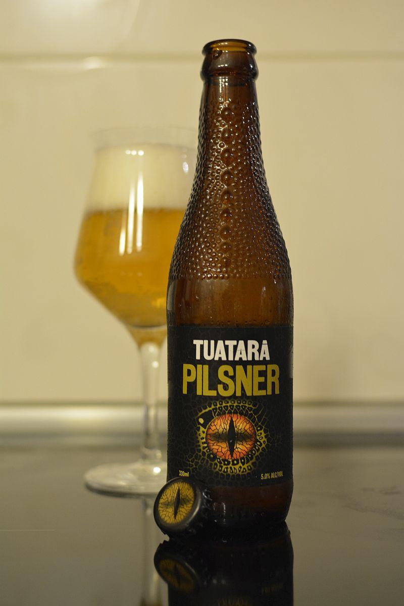 Пиво Tuatara Pilsner