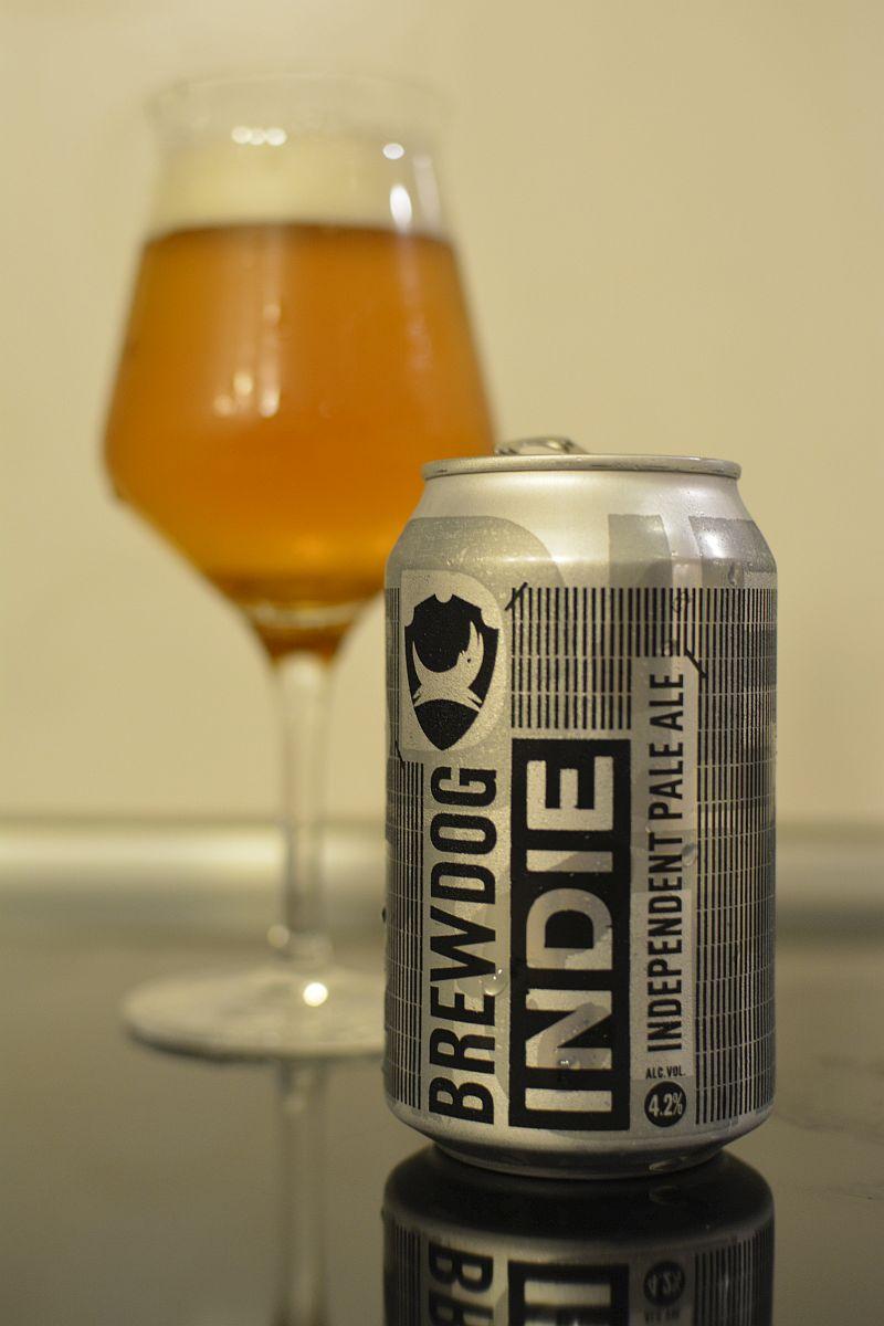 Пиво BrewDog Indie Pale Ale