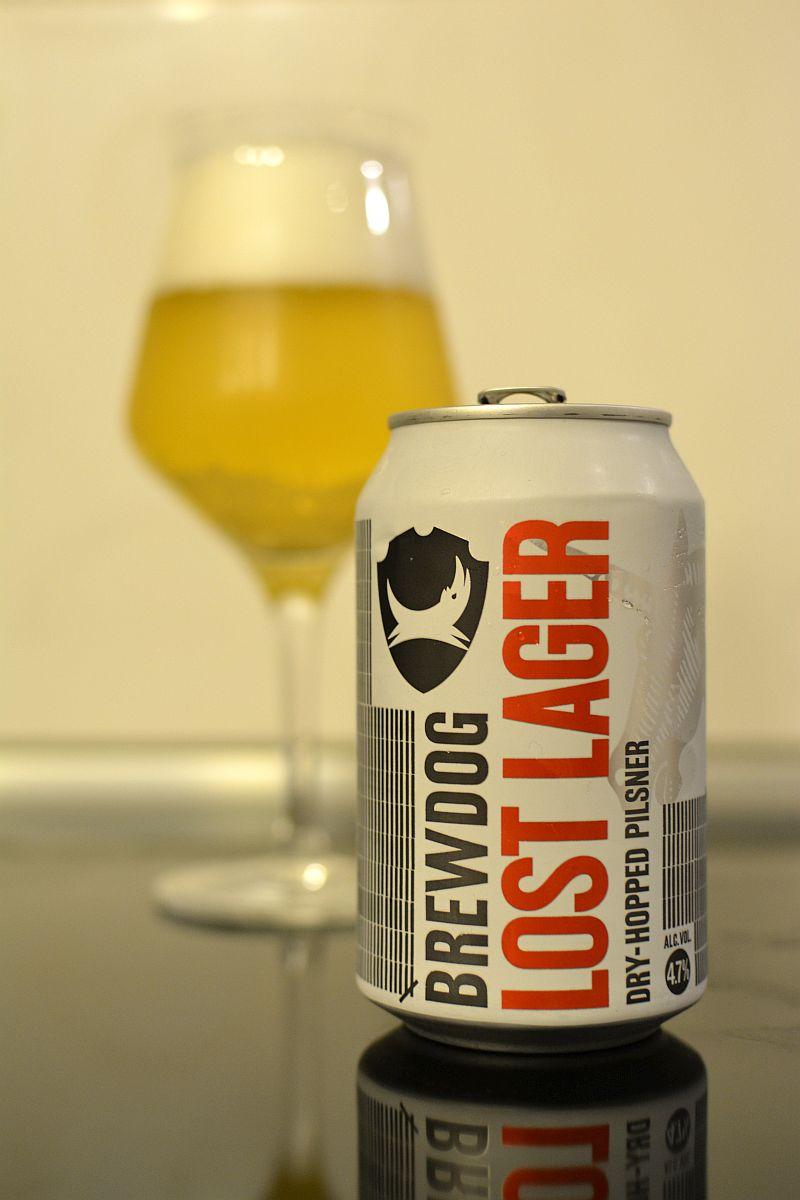 Пиво Brew Dog Lost Lager