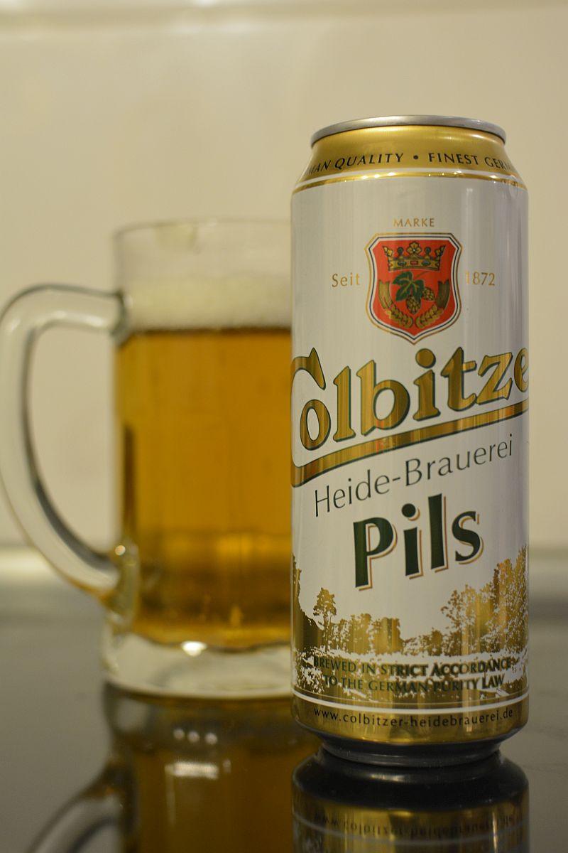 Пиво Colbitzer Pils