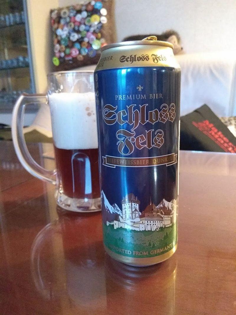 Пиво Schloss Fels Dunkel