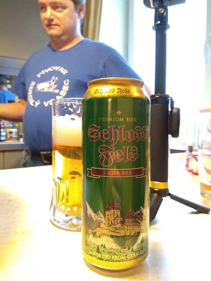 Пиво Schloss Fels Lager
