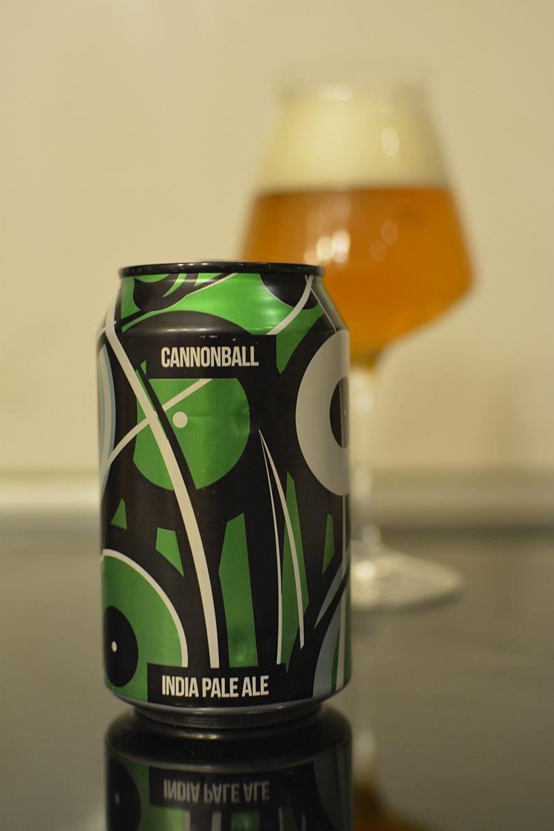 Пиво Cannonball
