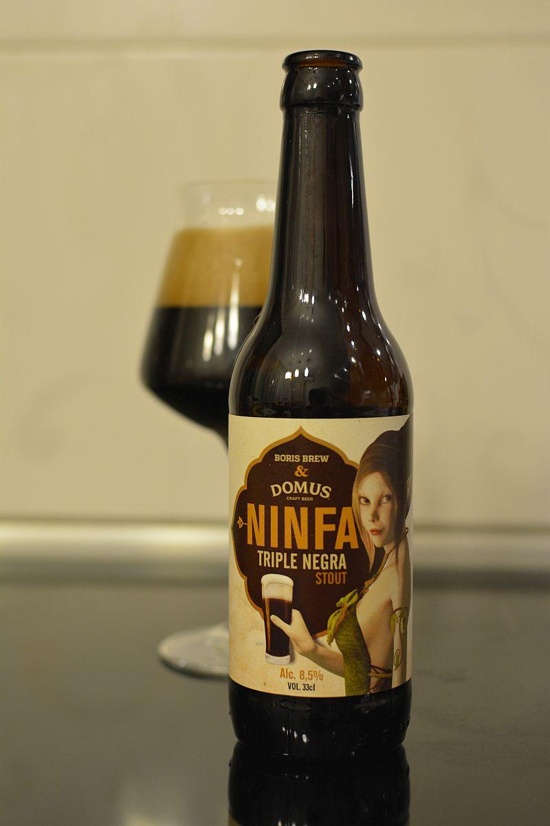 Пиво Ninfa