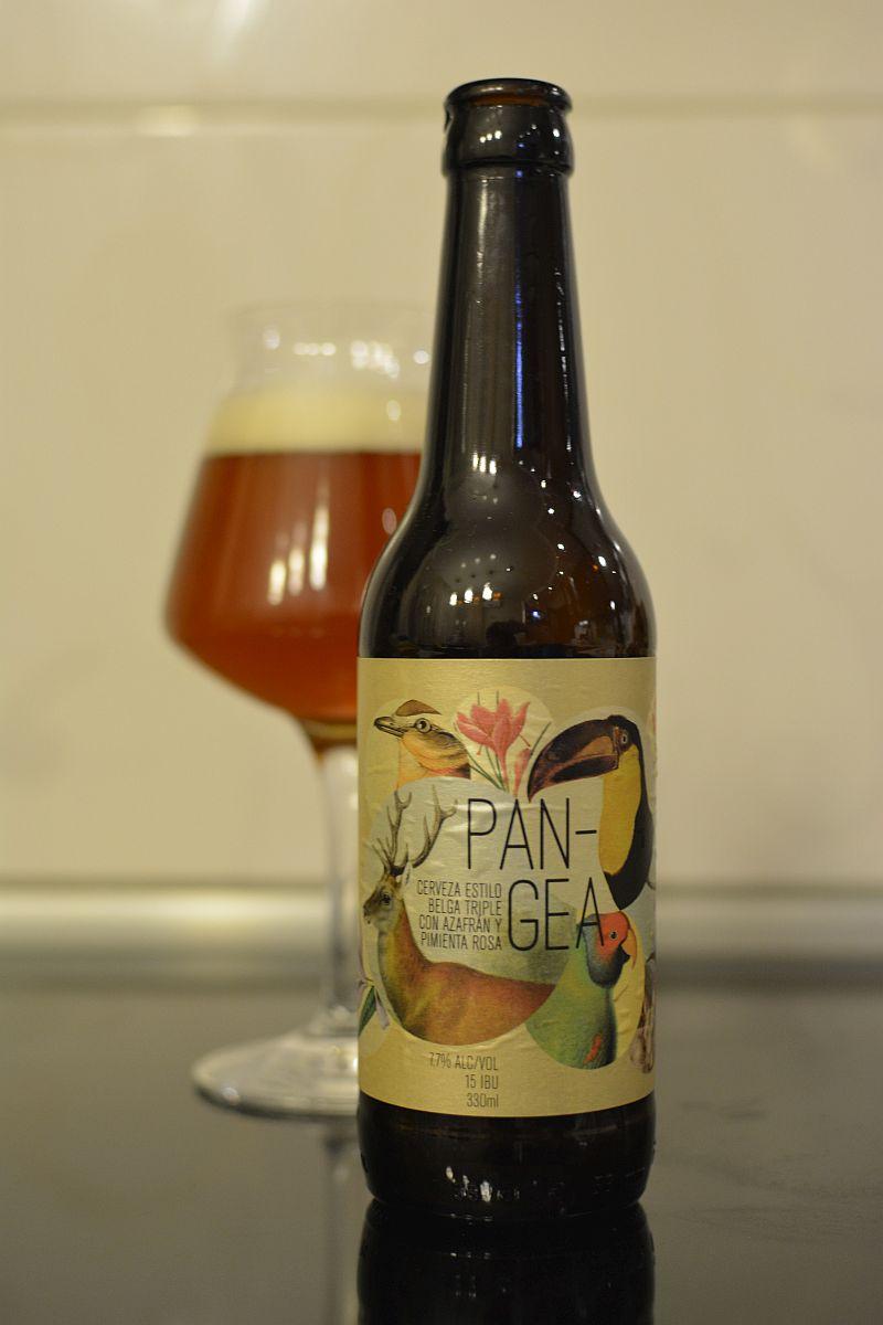 Пиво Pangea