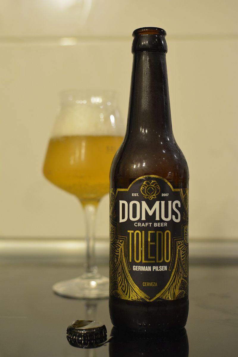 Пиво Toledo Lager