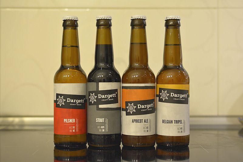 Пиво Dargett