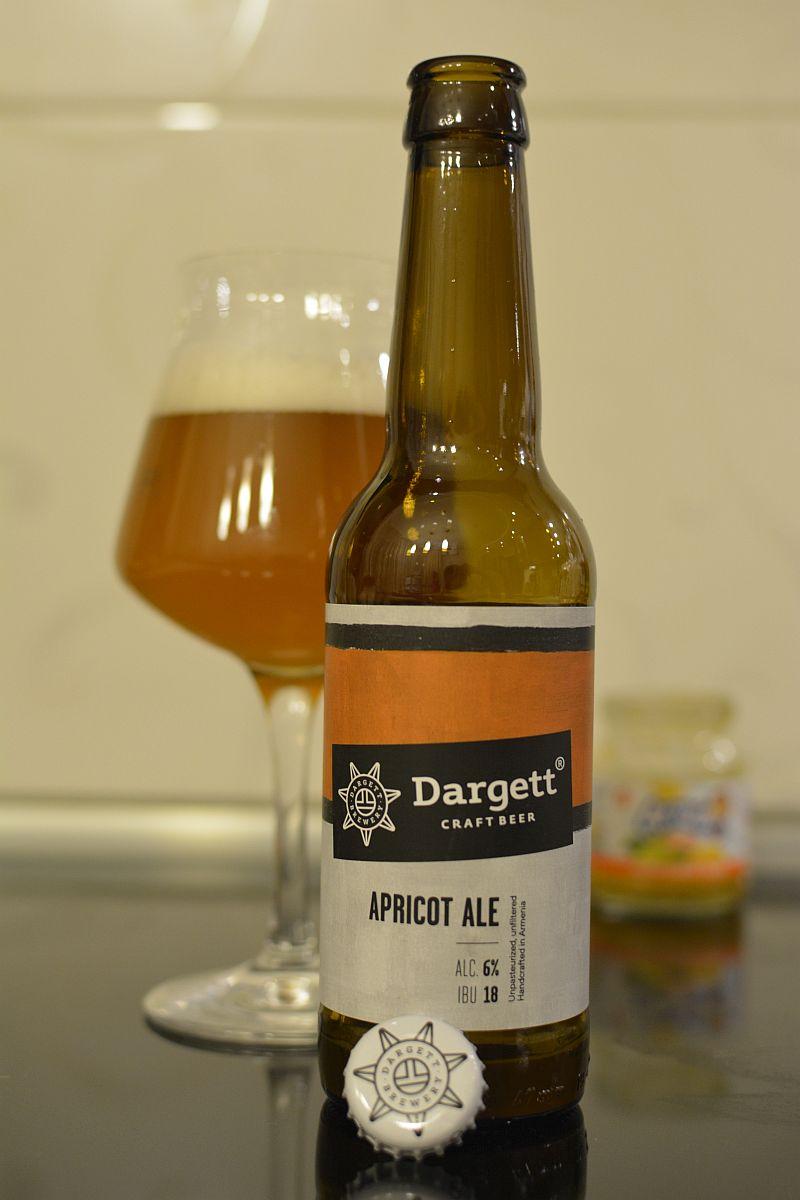 Пиво Dargett Prunus Armeniaca Apricot Ale