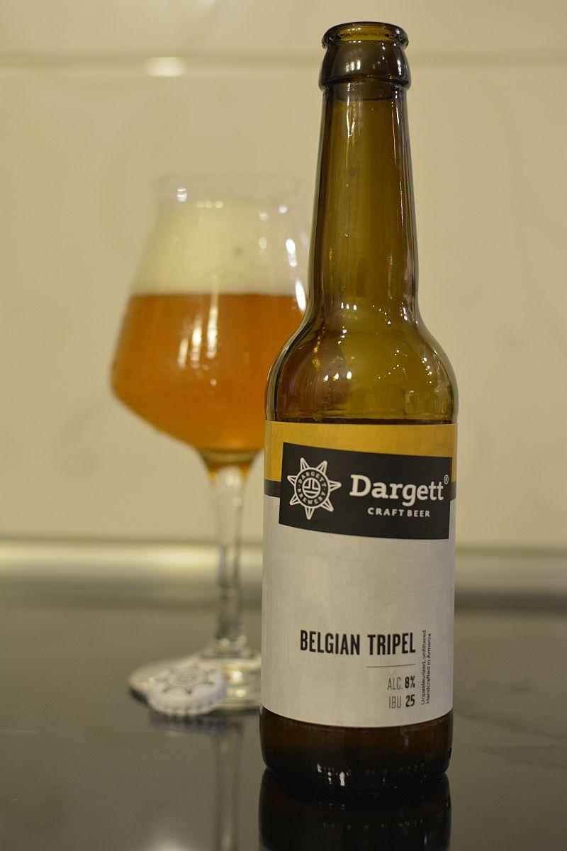 Пиво Dargett Seven Sins Belgian Tripel