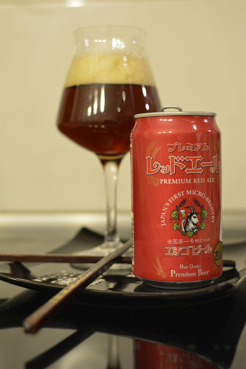 Пиво Premium Red Ale