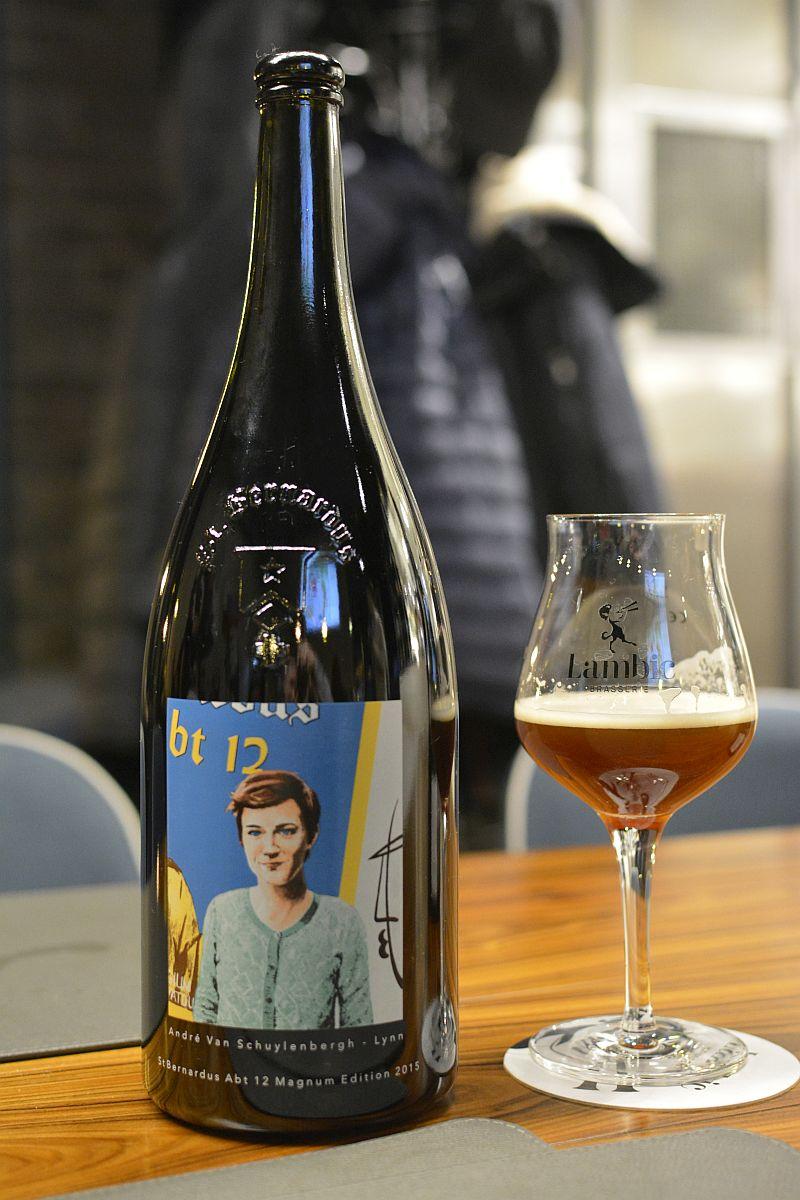 Пиво St. Bernardus Abt 12 Magnum (2015)
