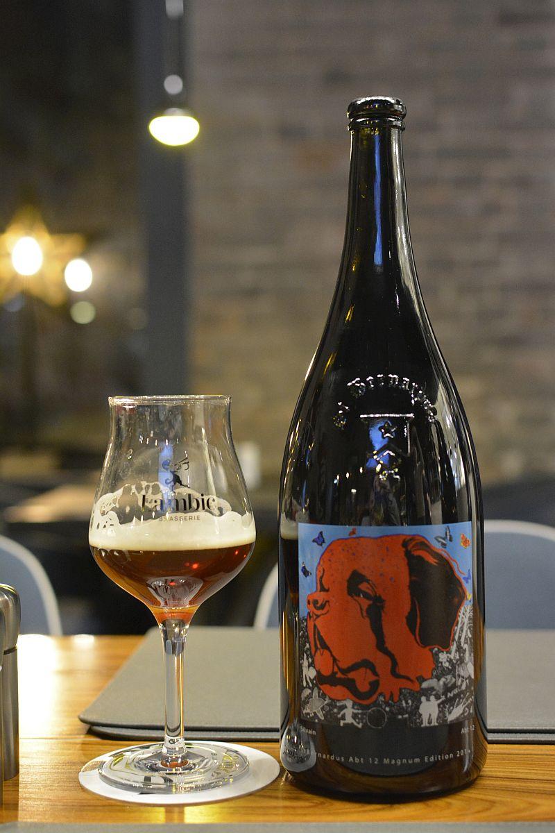 Пиво St. Bernardus Abt 12 Magnum (2014)
