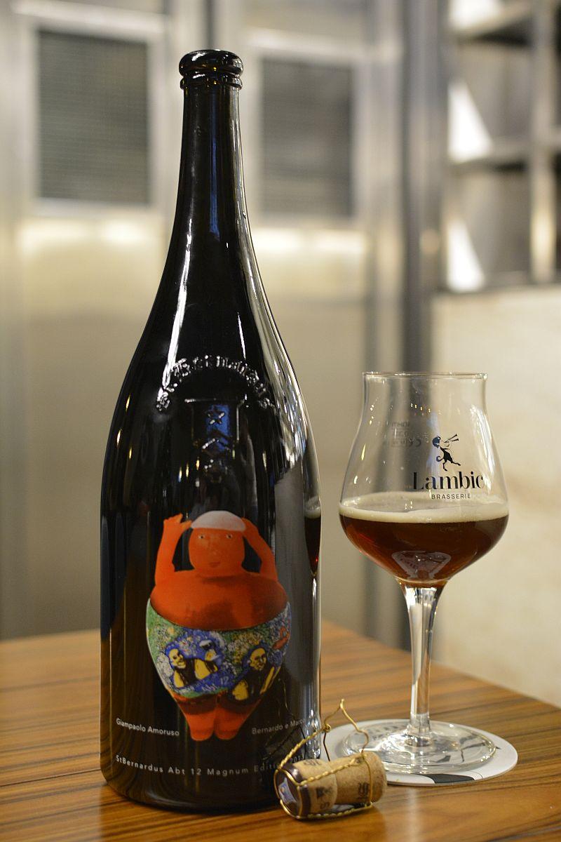 Пиво St. Bernardus Abt 12 Magnum (2013)