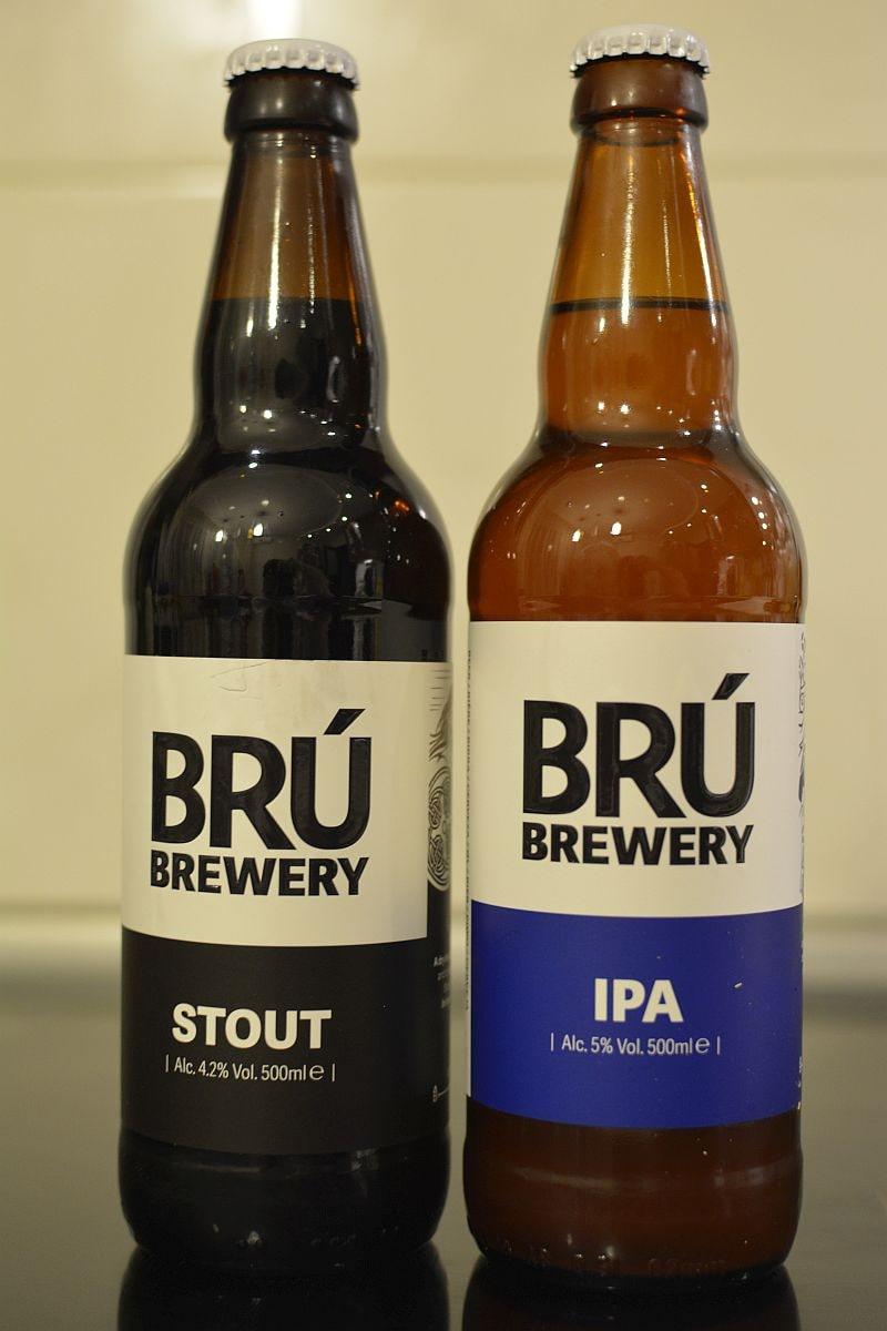 Пиво Bru Brewery