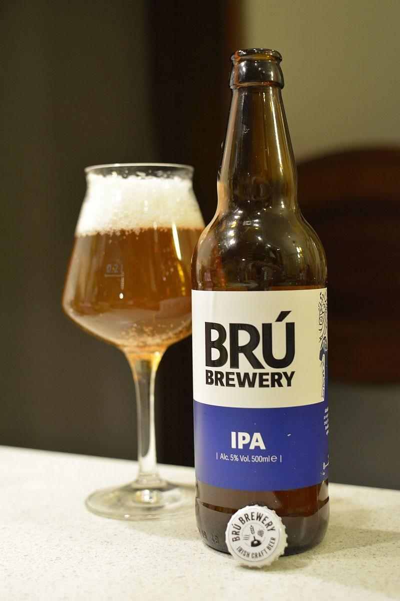 Пиво Bru Brewery IPA