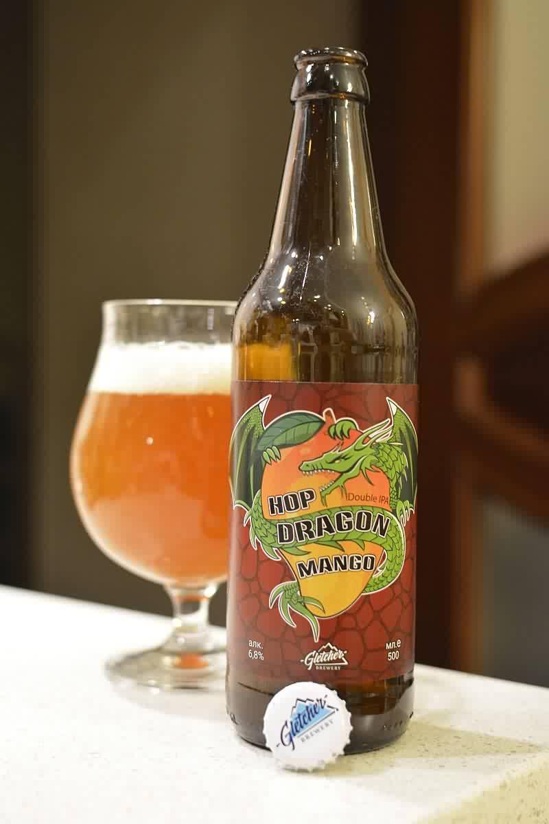 Пиво Hop Dragon Mango