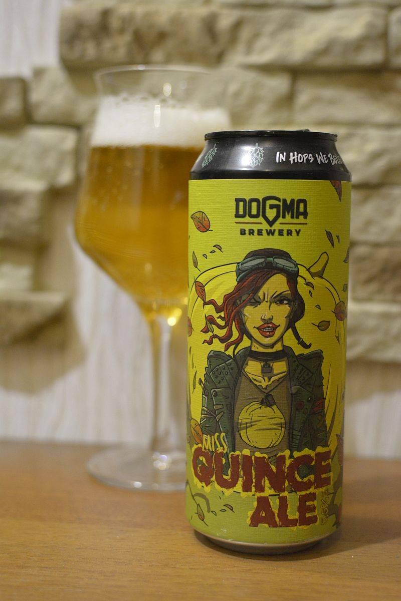 Пиво из Сербии - Miss Quince