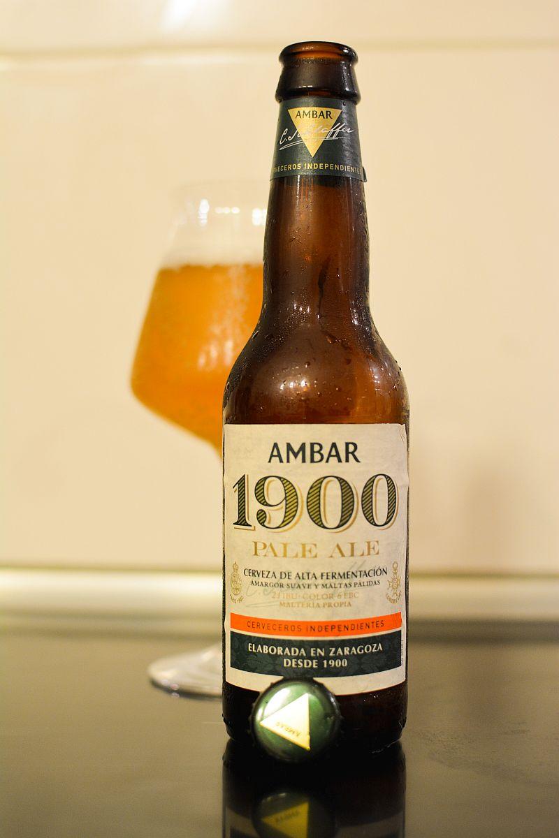 Пиво Ambar 1900