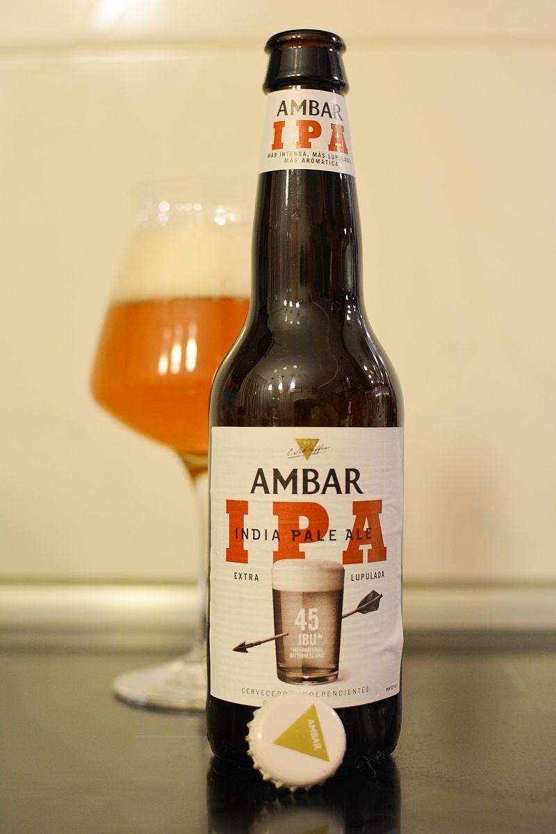 Пиво Ambar IPA