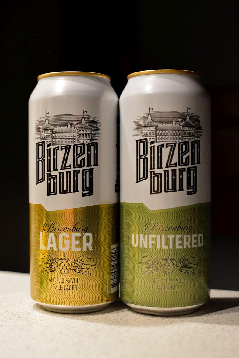 Пиво Birzenburg