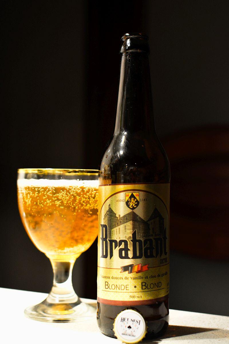 Пиво Brabant Blonde
