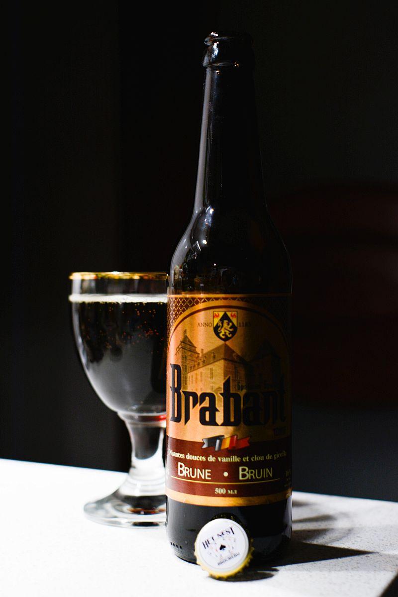 Пиво Brabant Brune
