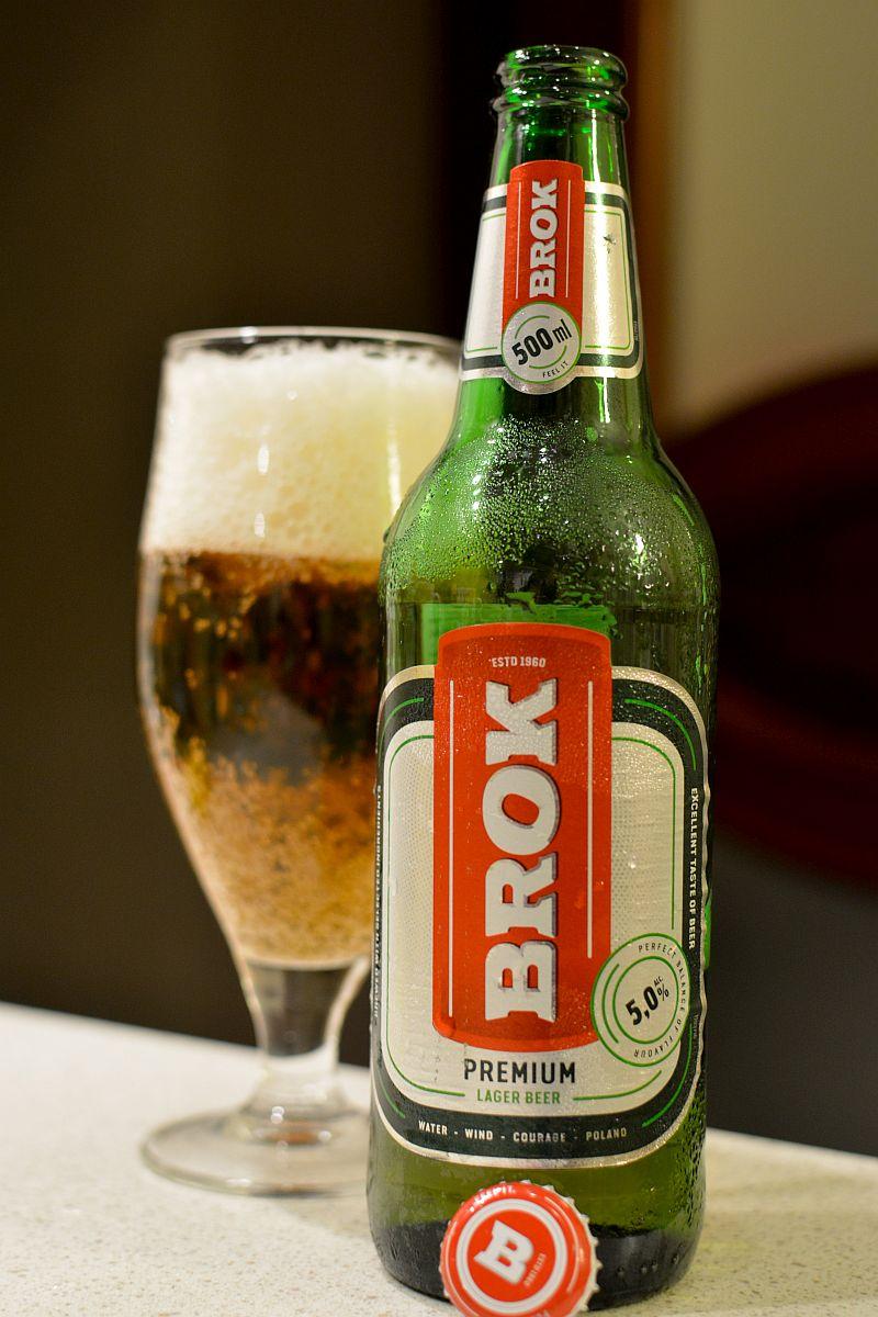 Пиво Brok Export