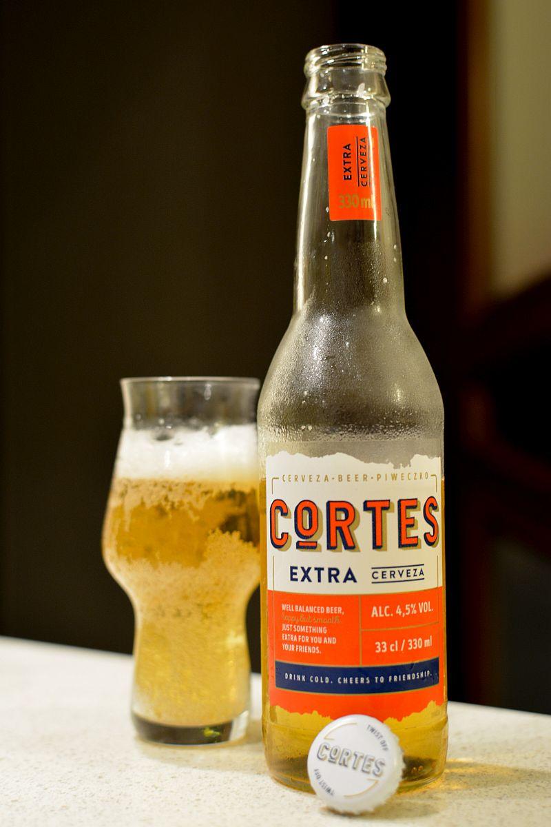 Пиво CorteS Extra