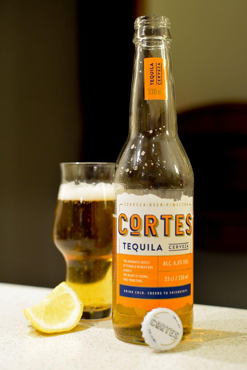 Пиво CorteS Tequila