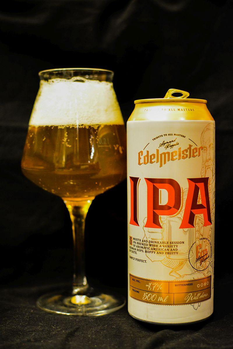 Пиво Edelmeister IPA