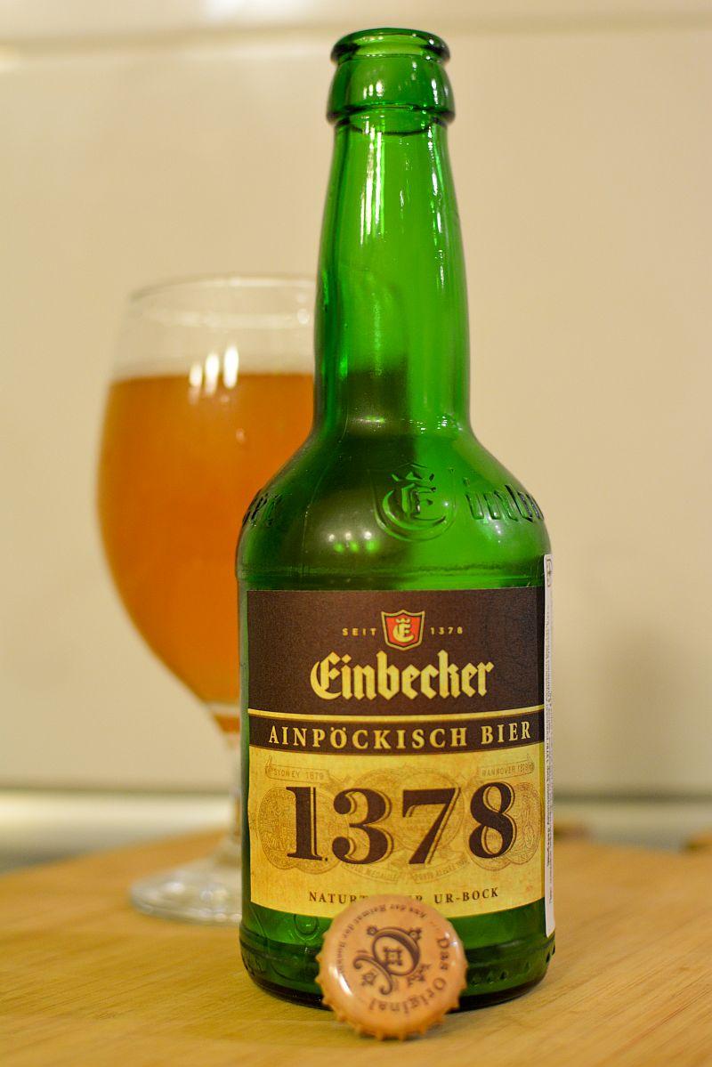 Einbecker Ainpöckisch Bier 1378