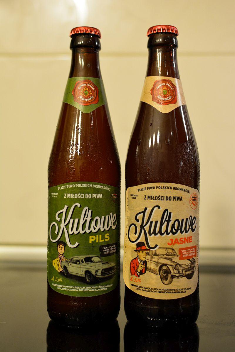 Польское пиво Kultowe