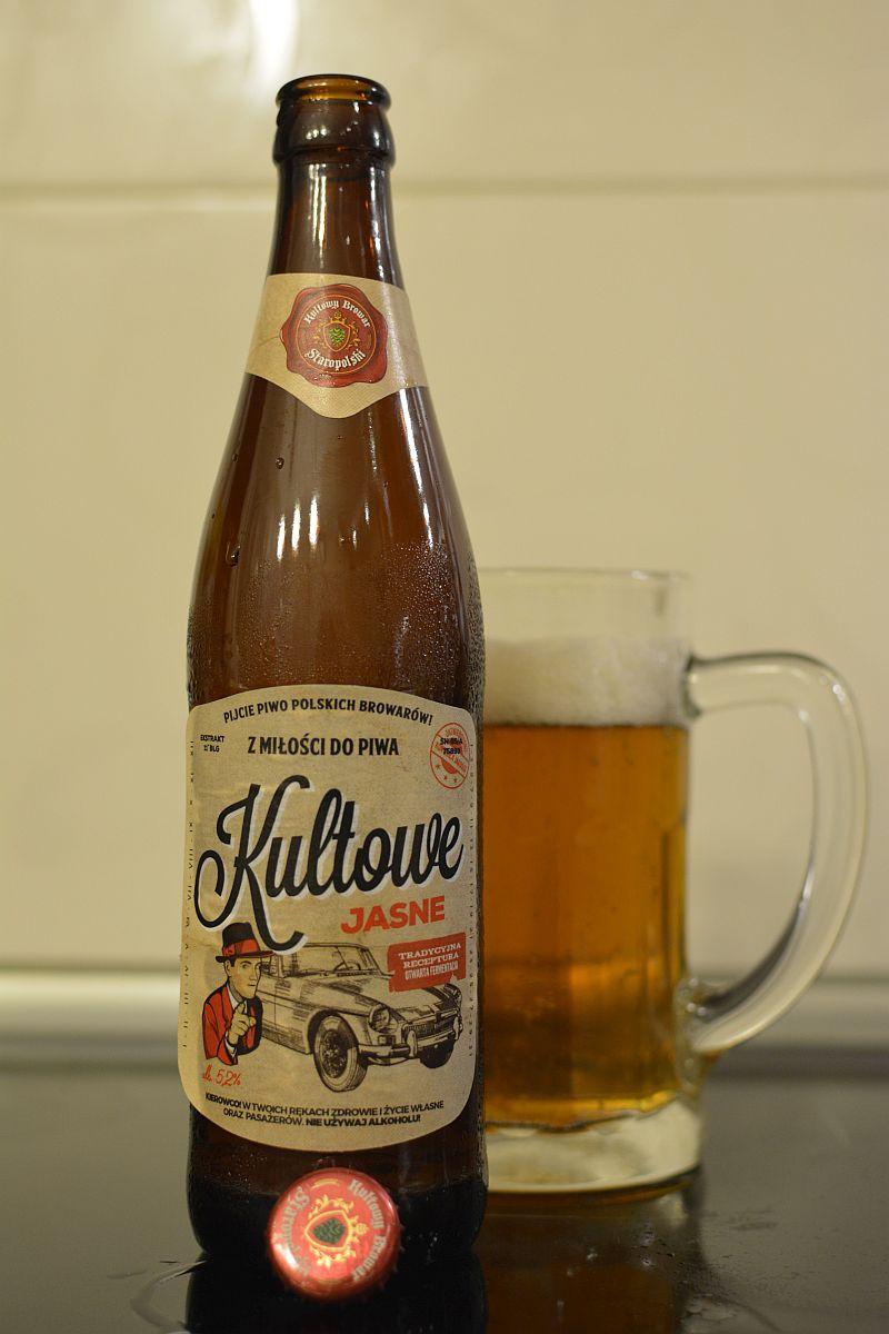 Пиво Kultowe Jasne