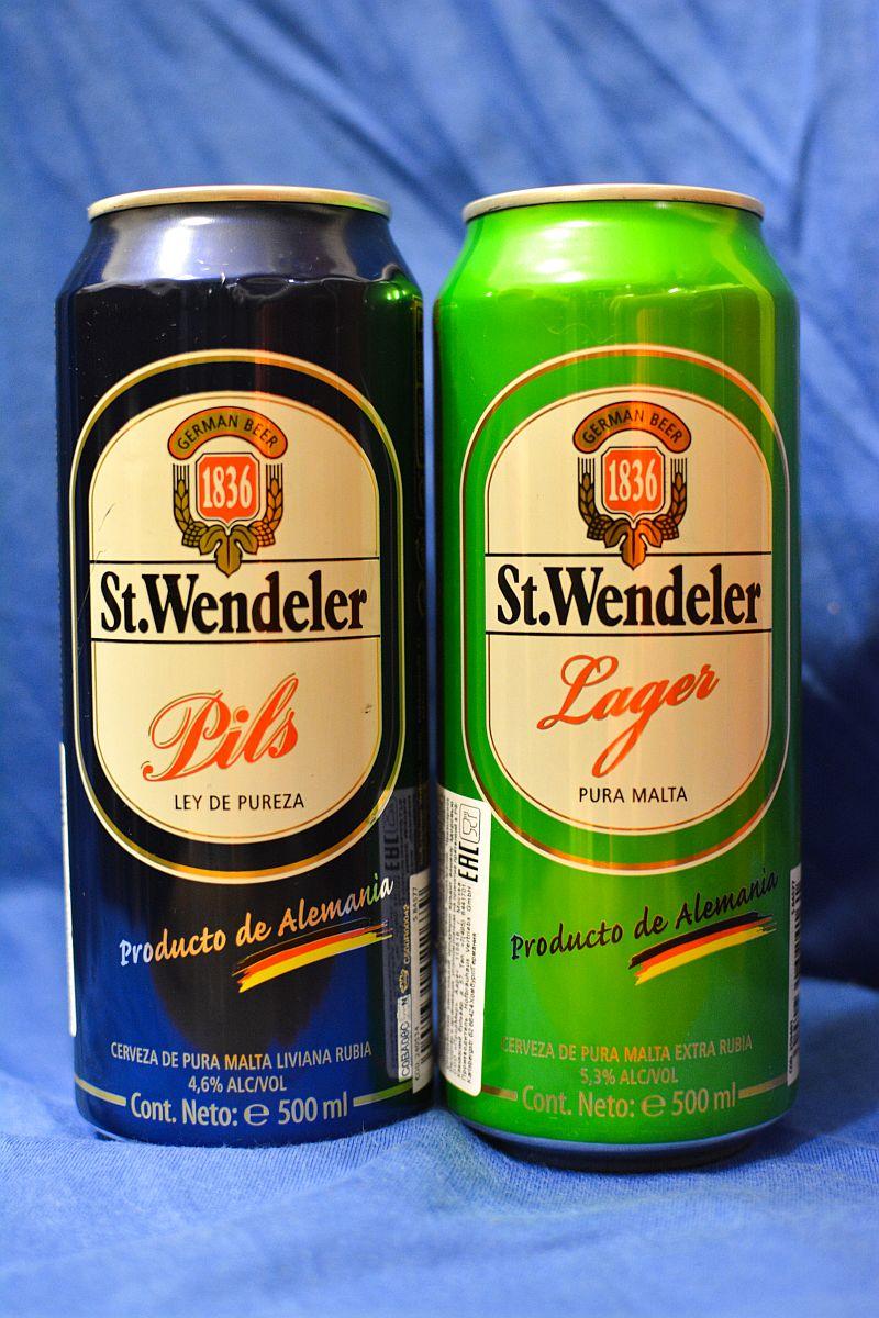 Пиво St. Wendeler