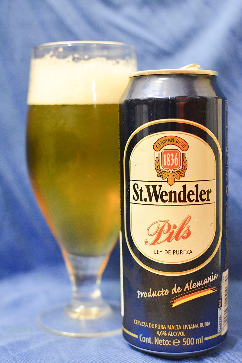 Пиво St. Wendeler Pils
