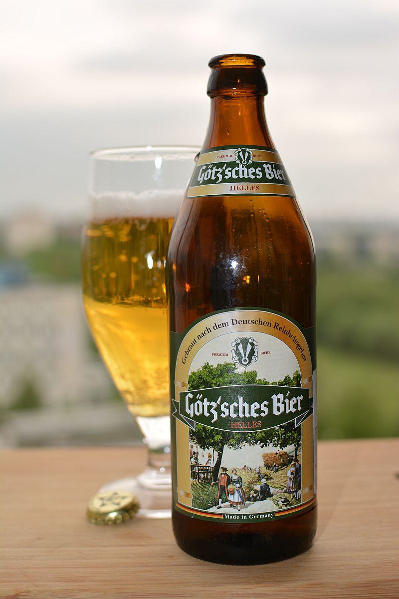 Пиво Götzsches Bier Helles