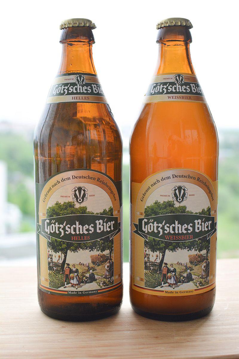 Пиво  Götz'sches