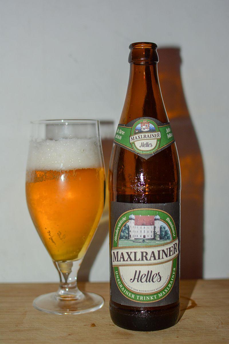Пиво Maxlrainer Helles