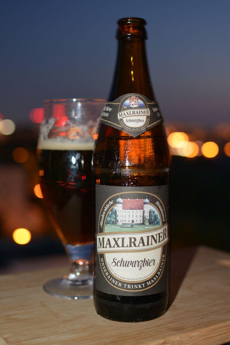 Пиво Maxlrainer Schwarzbier
