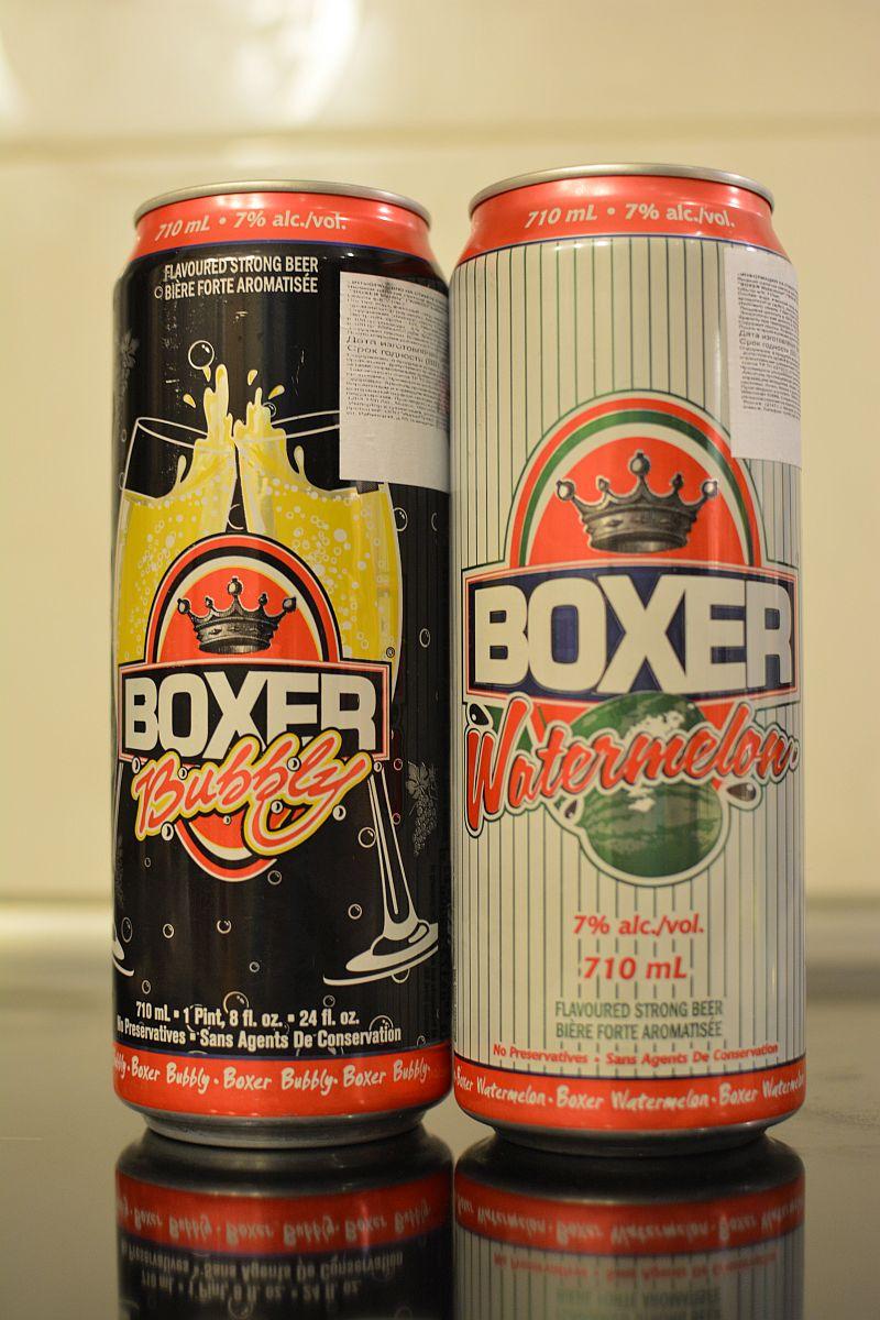 Пиво Boxer