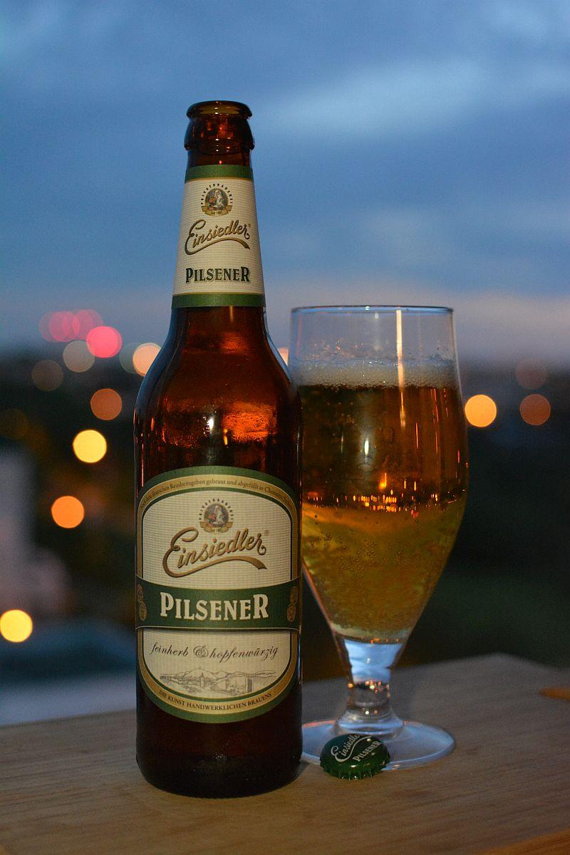 Пиво Einsiedler Pilsener
