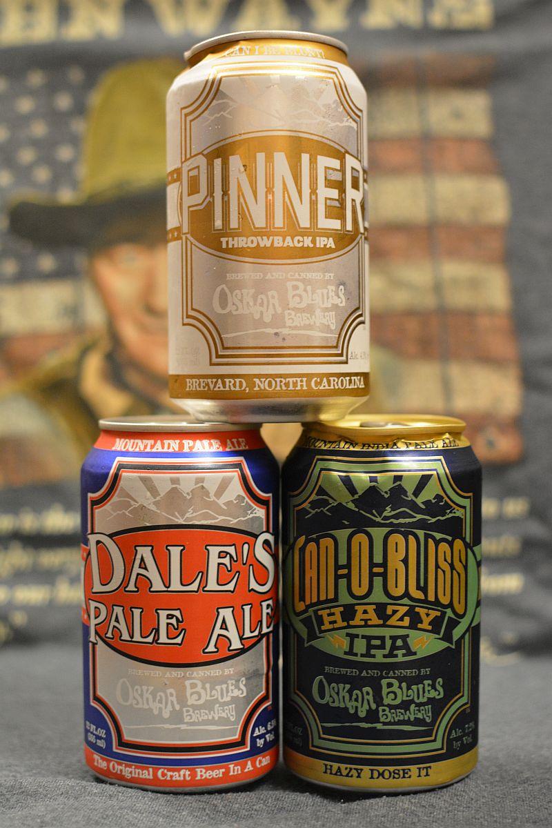Пиво от Oskar Blues - США
