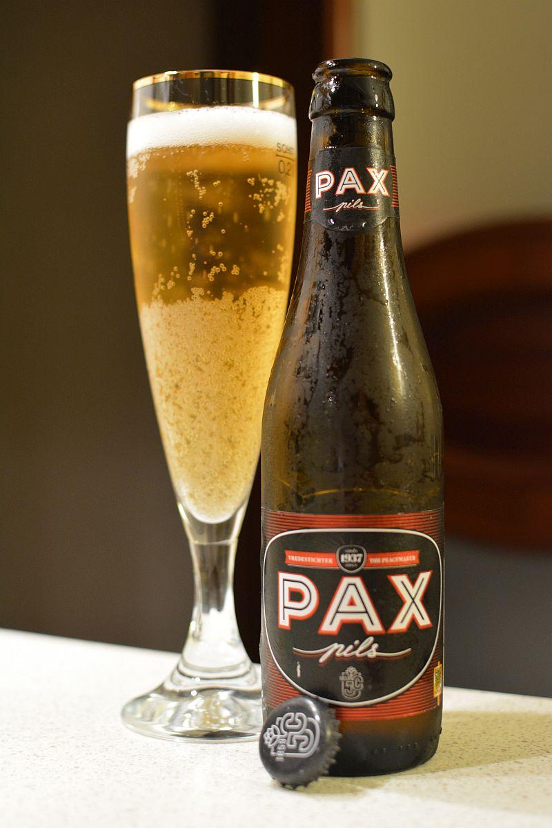 Пиво Pax Pils
