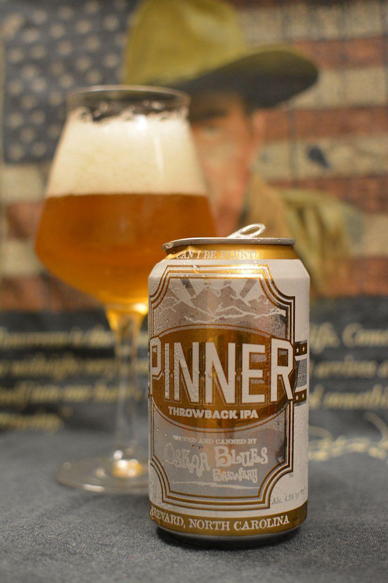 Пиво Pinner Oskar Blues