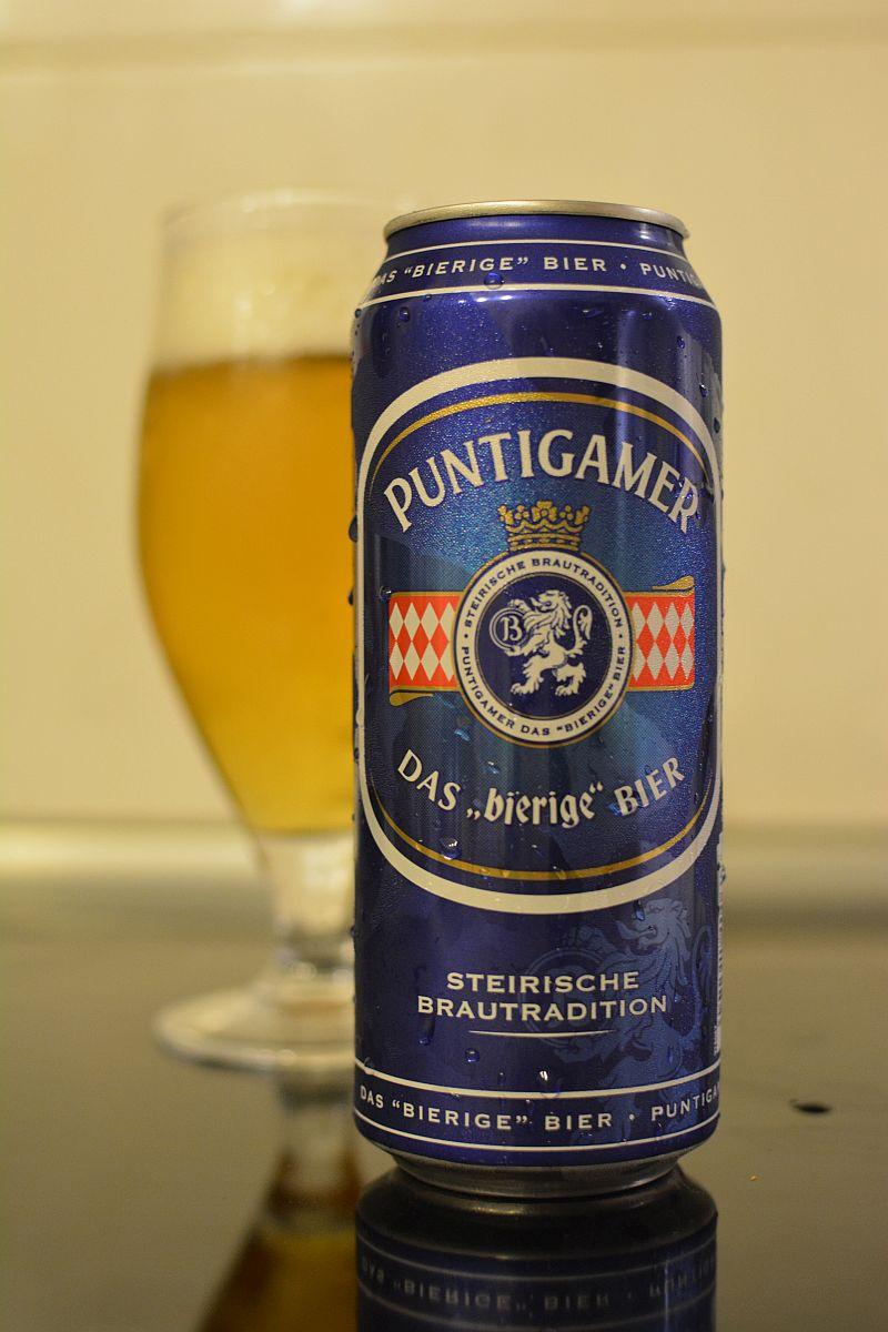 Пиво  Puntigamer