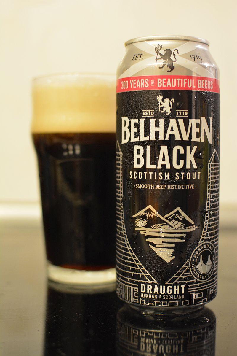 Пиво Belhaven Black