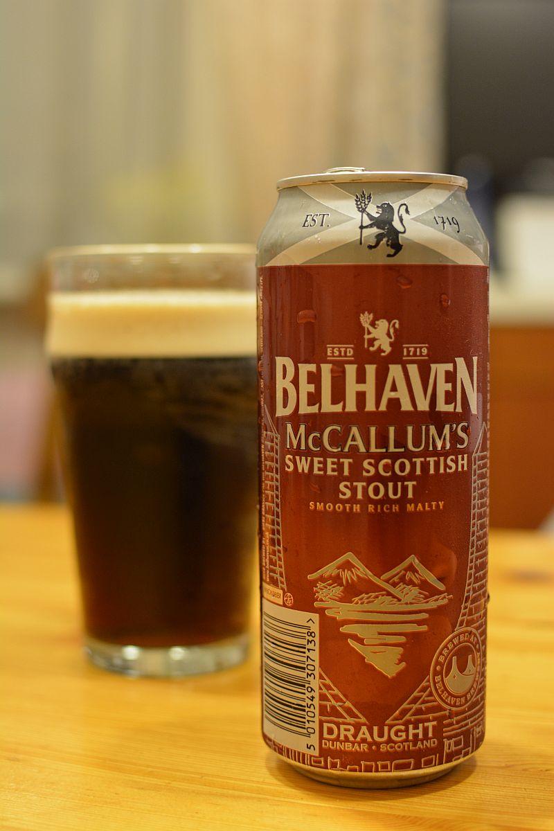 Пиво McCallum's Sweet Scottish Stout