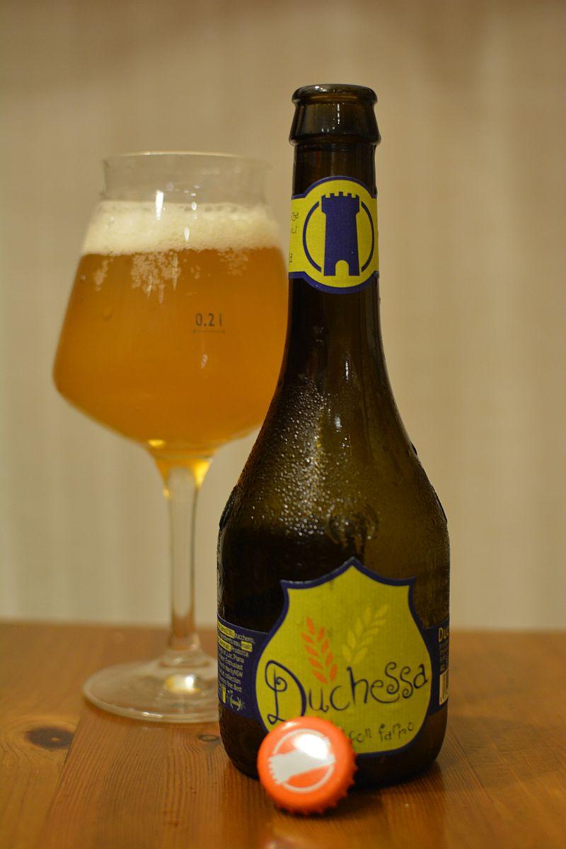 Пиво Duchessa  Birra Del Borgo